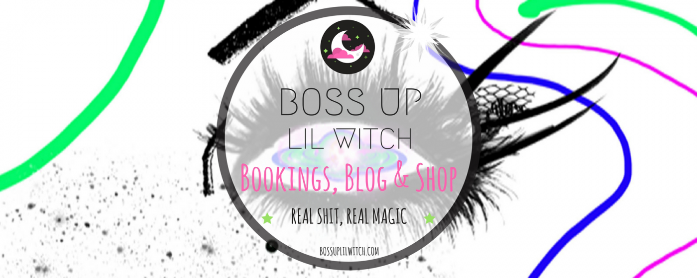 Boss Up Lil Witch